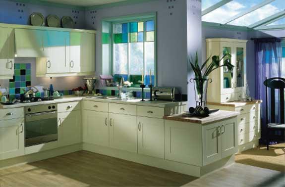 Kitchens Hartford Ivory